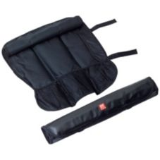 J.A. Henckels Black Knife Roll