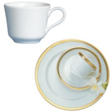 Steelite 42022372 Royal Court Esmeralda 2.5 Oz Demitasse Cup - 24 / CS