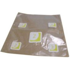Pak-Sher 5706 Large Portion Control Bag With Yellow 2 - 2000 / CS