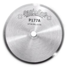 "Dexter Russell P17 4"" Blade for P177A Sani-Safe® Pizza Cutter"