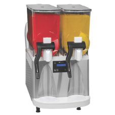BUNN 34000.0012 Ultra-2 Gourmet Ice Frozen Drink Machine with Flat Lid