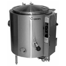 Groen™ AH/1E-100 Gas 100-Gallon 2/3 Jacketed Kettle