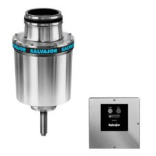 Salvajor 500-CA-15-ARSS-2 Disposer with Cone Assembly / RSS-2 Control