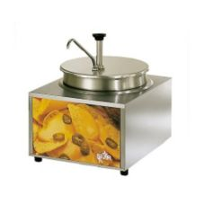Star® 11WLA-P Countertop 11 Qt. Heat & Serve Cheese Warmer