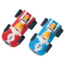 Lucks™ 14229 Dec-Ons® Mini Race Cars - 50 / BX