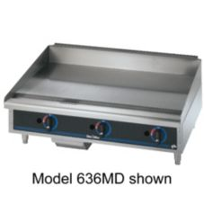 "Star® 615MF Star-Max® 15"" Gas Griddle with Manual Control"