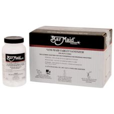 Bar Maid DIS-201 Quaternary Tablet Sanitizer - 6 / CS