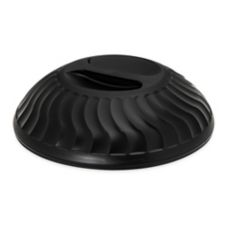 "Dinex® Turnbury® Black Onyx 10"" Insulated Dome"