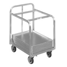 Channel BPT-2 Aluminum Bun Pan Dolly / Truck