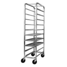 "Channel 517AP Aluminum 70"" x 12.5"" Platter Rack"