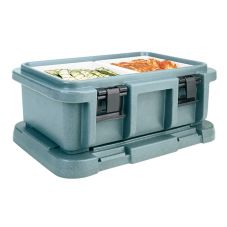 "Cambro UPC160401 Slate Blue Ultra Pan Carrier for 6"" Deep Pans"