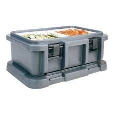 "Cambro UPC160191 Granite Gray Ultra Pan Carrier® for 6"" Deep Pans"