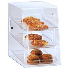 Cal-Mil® 263-S 3 Shelf Pastry Server Display