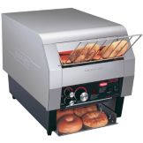 Hatco TQ-400BA Toast-Rite 6 Slice/Min Electric Conveyor Bagel Toaster