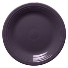 "Homer Laughlin  466323 Fiesta® Plum 10½"" Plate - 12 / CS"