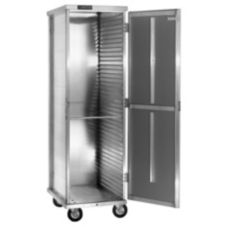 Cres Cor® Full Height Single-Wall Enclosed Mobile Cabinet
