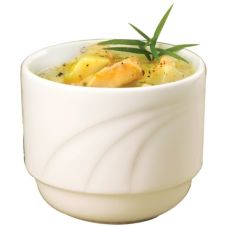 Syracuse® 905437967 Elan 8.5 Oz. Stacking Bouillon - 36 / CS