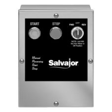 Salvajor Reversing Start / Stop Push Button Control