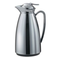 Service Ideas CJ1CH Classy™ Insulated 1 Liter Stainless Carafe
