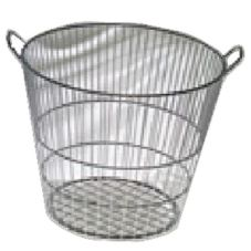 Dover European Metalwork D-2002ES Steel Deli / Baker Loaf Wire Basket