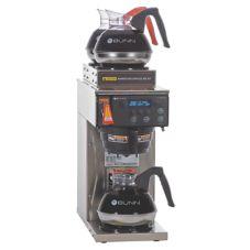 BUNN 38700.0008 AXIOM Dual Voltage Coffee Brewer with 1L / 2U Warmers