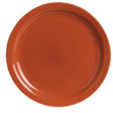 "Steelite A180P201 Anfora Festivale Narrow Rim 7-1/4"" Plate - 24 / CS"