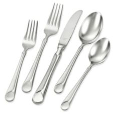 J.A. Henckels 45 Piece Provence Stainless Steel Flatware Set