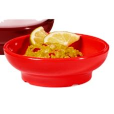 G.E.T.® SD-05-R Viva Mexico™ Red 5 Oz Salsa Dish - 48 / CS