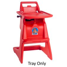 Koala Kare KB104-03 Red High Chair Tray for Model KB103