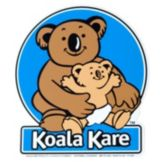 Koala Kare 825 Baby Label for Horizontal Changing Station Front Label