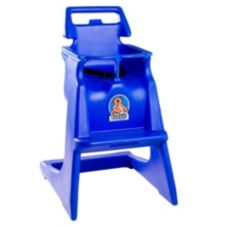 Koala Kare KB103-04 Blue Classic High Chair without Tray