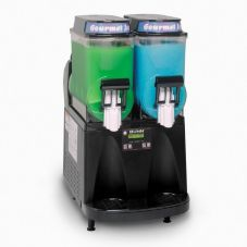 BUNN 34000.0027 Gourmet Ice Frozen Drink Machine with Autofill Hoppers