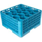 Carlisle® RW20-314 NeWave™ Glass Rack with Four Extenders