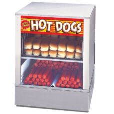 "APW Wyott Self Service ""Mr. Frank"" Hot Dog Steamer, DS-1AP"