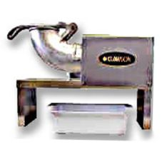Clawson Machine RE-1 Electric Table Top Ice Shaver