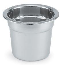 Vollrath® 8230010 Miramar™ 7 Qt. S/S Decorative Soup Inset