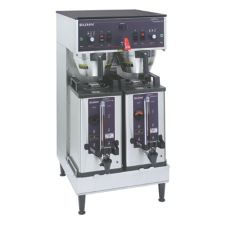 BUNN® 27900.0001 Dual Soft Heat® Brewer with 3-Batch Settings