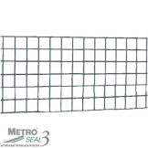 "Metro WG1872K3 18 x 72"" Wire Wall Grid For Smartwall G3™ Systems"