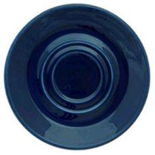 "Steelite 17030225 Sapphire Carnival 6.5"" Soup Saucer - 36 / CS"