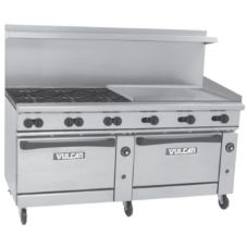 Vulcan Hart 72SC-6B-36G Endurance Gas Restaurant Range with 6 Burners