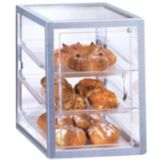 "Cal-Mil 268-S Countertop 18.5""H Non-Refrigerated Display Case"