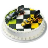 Bakery Crafts® Nascar Launcher Cake Kit