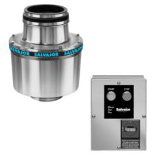 Salvajor 75-SA-6-MSS-LD Disposer with Sink Assembly / MSS-LD Control