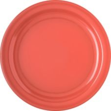 "Carlisle® Dallas Ware® 10-1/4"" Sunset Orange Dinner Plate"