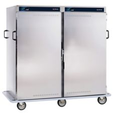 Alto-Shaam 1000-BQ2/192 192 Plate Capacity Banquet Cart w/ Dutch Doors