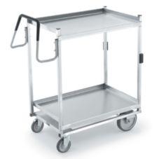 Vollrath® 97207 Standard 2-Shelf Heavy Duty S/S Cart