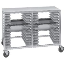"Channel Pizza Pan Rack, Countertop Height, 32-1/2"" High"