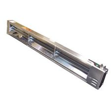 """APW Wyott FD-36H-I 36"""" 920W Heat Lamp with Infinite Controls"""