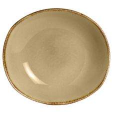 "Steelite 11200585 Terramesa Wheat 12"" Zest Platter - 6 / CS"
