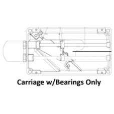 Carriage W/ Bearing For Tomato Slicer